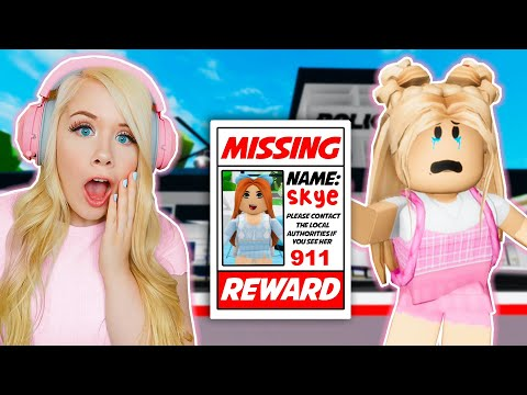 MY BEST FRIEND WENT MISSING IN BROOKHAVEN! (ROBLOX BROOKHAVEN RP)