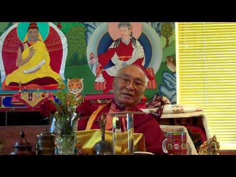 Tonglen Practice with Dzogchen Meditation