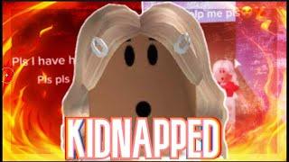 ROBLOX MISSING CHILD *KIDNAPPED*? | TikTok GameCharlie1 Creepypasta