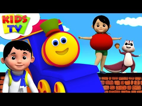 Top Kids Songs Playlist | Bob The Train | Videos For Children By Kids Tv