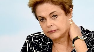 Why does Brazil want to impeach President Rousseff?