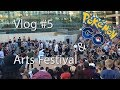 Vlog #5 POKEMON GO CAME OUT & ARTS FEST VOLUNTEERING