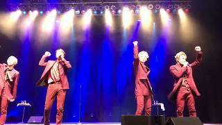 X4 Higher Than Your Cloud (Front Row at MusicFest) FANIMECON2017