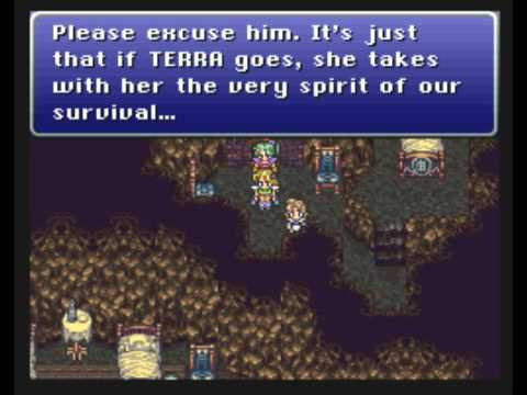 Let's Play Final Fantasy VI #55 - Phun at Mobliz