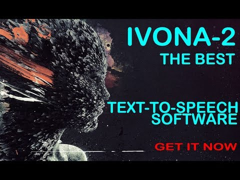 TEXT TO SPEECH or TTS  | How to get ivona tts reader ?🔊 best voice