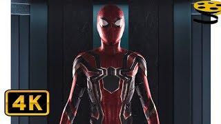 Новый Костюм Питера Паркера | Человек-паук: Возвращение домой (2017) HD