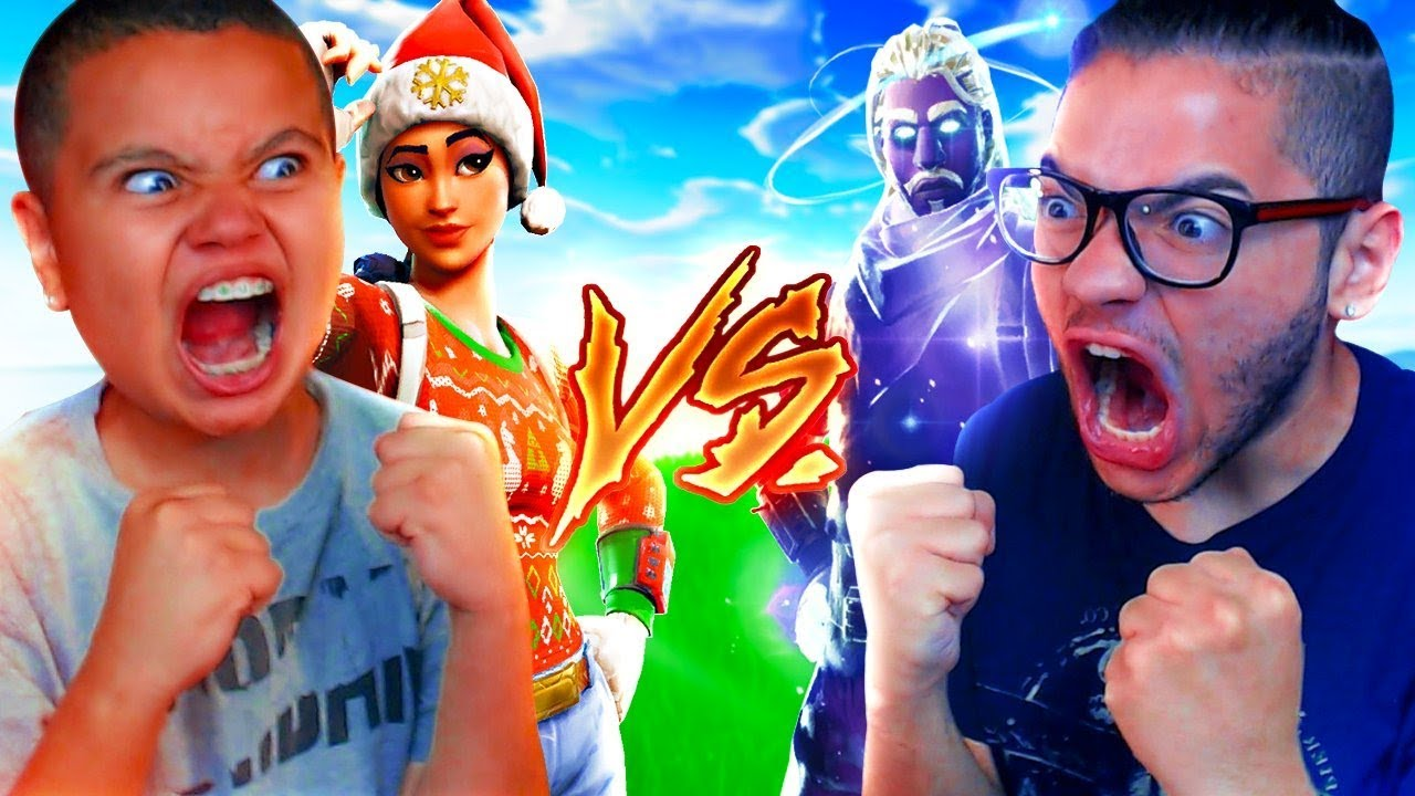 1v1-mindofrez-vs-10-year-old-brother-match-of-the-year-extreme-punishment-fortnite-intense