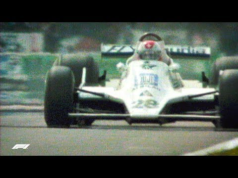 Williams Win First Race at Silverstone! | 1979 British Grand Prix