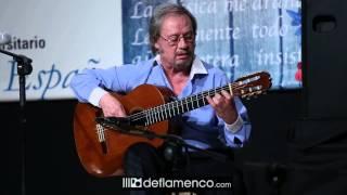 Serranito, Guitarra Flamenca en Concierto