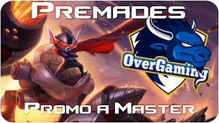 Rumble - [PREMADE] Promo to Master con OverGaming!