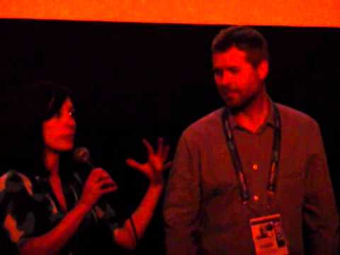 """Trace Amounts"" post discussion at 2014 Seattle International Film Festival"