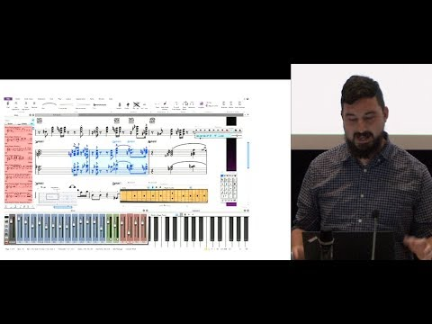Dave Yarwood  A music composition language with a functional backbone  Compose Melbourne 2018