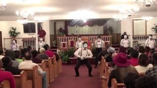 Joy-Georgia Mass Choir A2J - Addicted To Jesus