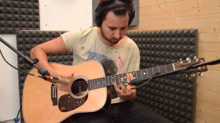 Local Hero wild theme - Mark knopfler - live in studio acoustic version