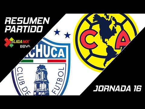 Resumen | Pachuca 2 - 4 América | eLiga MX - Clausura 2020 - Jornada 16 | LIGA BBVA MX