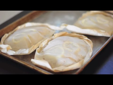 How To Make Fish En Papillote | @cooksmarts
