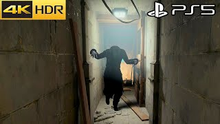 HORROR TALES: The Wine - PS5 Gameplay 4K HDR 60FPS (Intro)