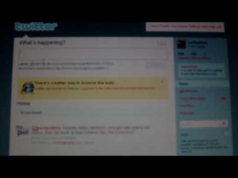 Censorship at Twitter re Prisoner Activism