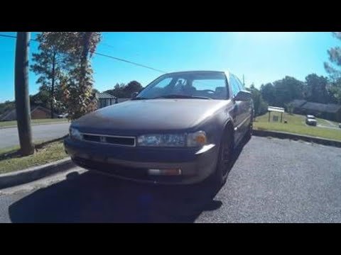 Is The 1991 Honda Accord A Perfect First Car My Review