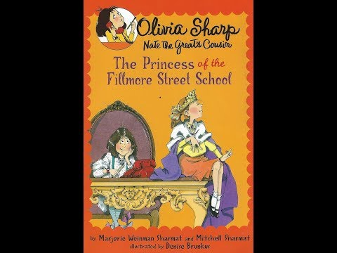 The Princess of the Fillmore Street School (Olivia Sharp #2)