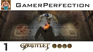 Gauntlet 2014 [Lets Play Season 1 - Ep 1] Gameplay PC Steam