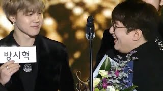 [제 27회 서울가요대상] BTS (방탄소년단) -  Win Daesang (Grand Prize), Best Producer, Bonsang