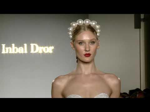 Inbal Dror Bridal 2019 Fashion Show. http://bit.ly/2JHxj9e
