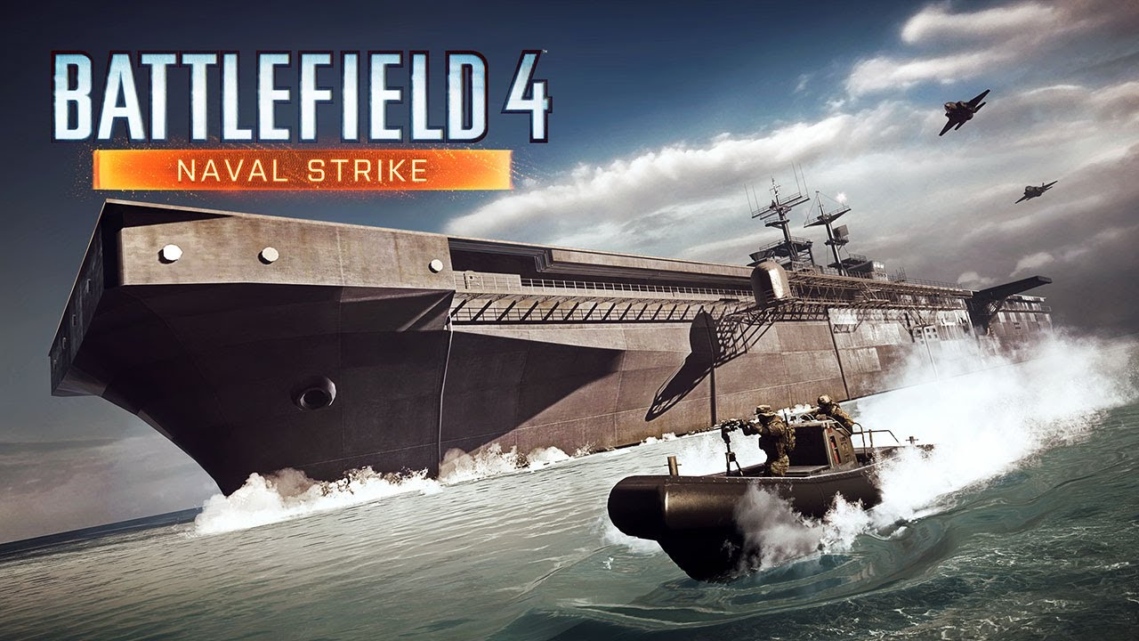 Battlefield 4 | Naval Strike Official Trailer