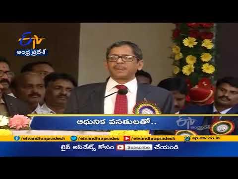 6 AM   Ghantaravam   News Headlines   5th June 2021   ETV Andhra Pradesh