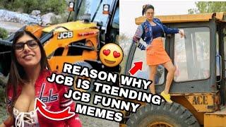 JCB ki khudai || Viral JCB funniest memes || kal ka londa