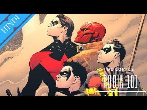 Son of Batman: Robin | Explained in HINDI | Batman v Superman