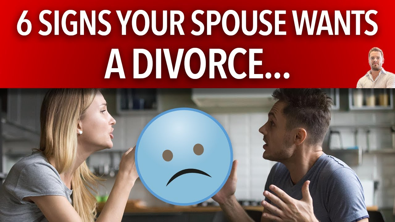 Download 6 Signs Your Spouse Wants a Divorce (Do NOT Miss These)