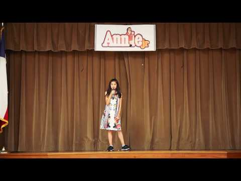 Annie Jr.  the Musical performed by Kate Bell Elementary