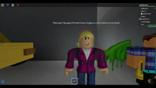 roblox- scary storys SMILE DOG WHY!!!!!