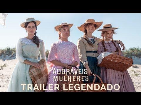 Adoráveis Mulheres | Trailer Legendado | 09 de janeiro nos cinemas
