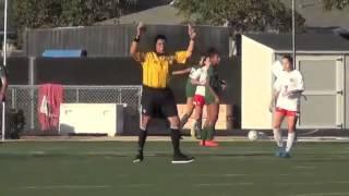 cif girls soccer long beach poly vs rosary