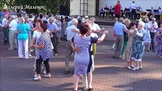 БЕЛЫЙ ТАНЕЦ в парке с Мариной Житеневой! Music! Dance!