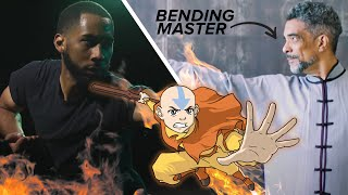 Avatar's Martial Arts Director Trains Us Like Aang For 30 Days