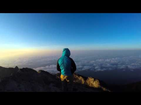 Gopro: Mount Agung in 4K