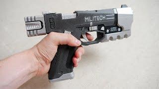 CYBERPUNK 2077 9mm Pistol