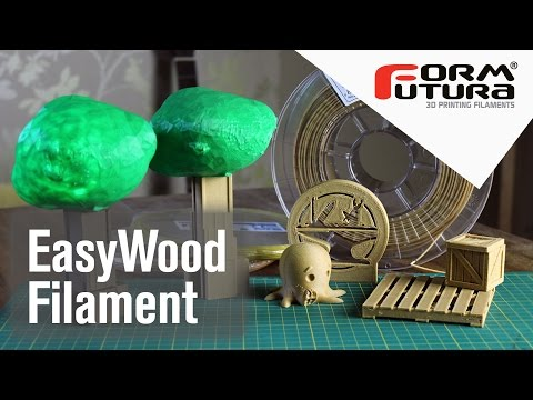 FormFutura EasyWood Filament + Competition