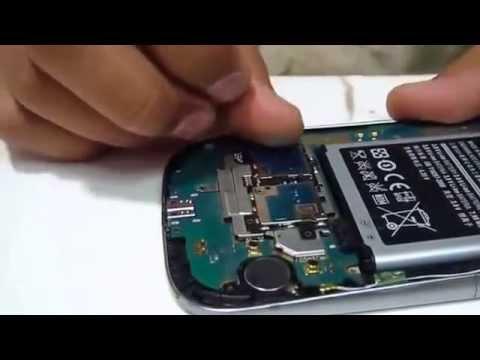 Samsung Galaxy S3 dead 100% Done changing EMMC HD
