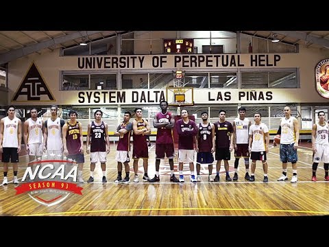 University of Perpetual Help System Dalata | Altas | NCAA Season 93 Team Profile