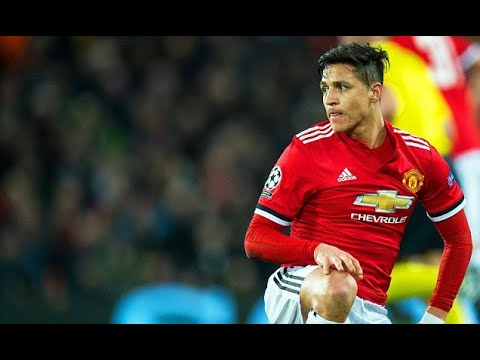 Alexis Sanchez does not want to finish career at Manchester United