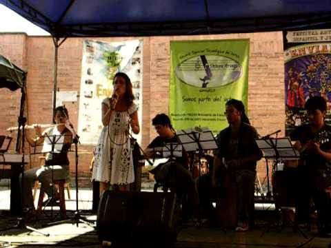 Mi voz - Bambuco - Natalia Castrillón