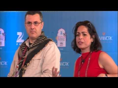 #JLF 2016: Eyeless in Gaza