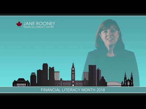 Financial Literacy Month 2018 rallies Canadians to invest in their financial well-being