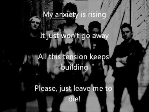 Bullet For My Valentine P O W With Lyrics Lyric Video Youtube