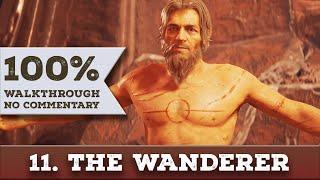 Star Wars Jedi: Fallen Order 100% Walkthrough Jedi Grandmaster, No Damage 11 The Wanderer