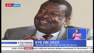 It is official, Musalia Mudavadi declares his 2022 Presidential bid